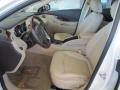 Cocoa/Cashmere 2011 Buick LaCrosse Interiors