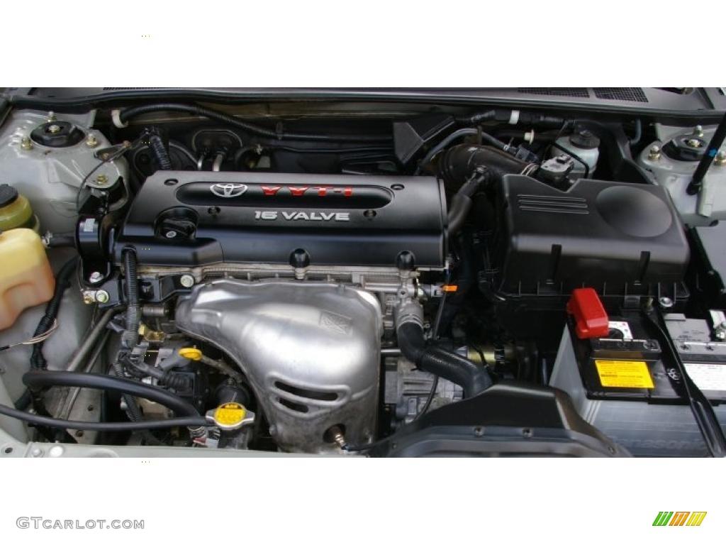 2004 toyota camry le 2 4 liter dohc 16 valve vvt i 4 cylinder engine photo 38605849. Black Bedroom Furniture Sets. Home Design Ideas
