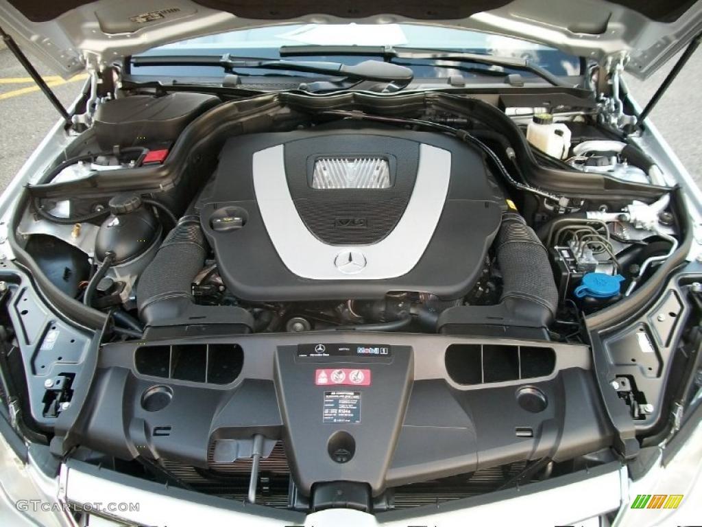 2011 mercedes benz e 350 cabriolet 3 5 liter dohc 24 valve for Mercedes benz 3 5 v6 engine
