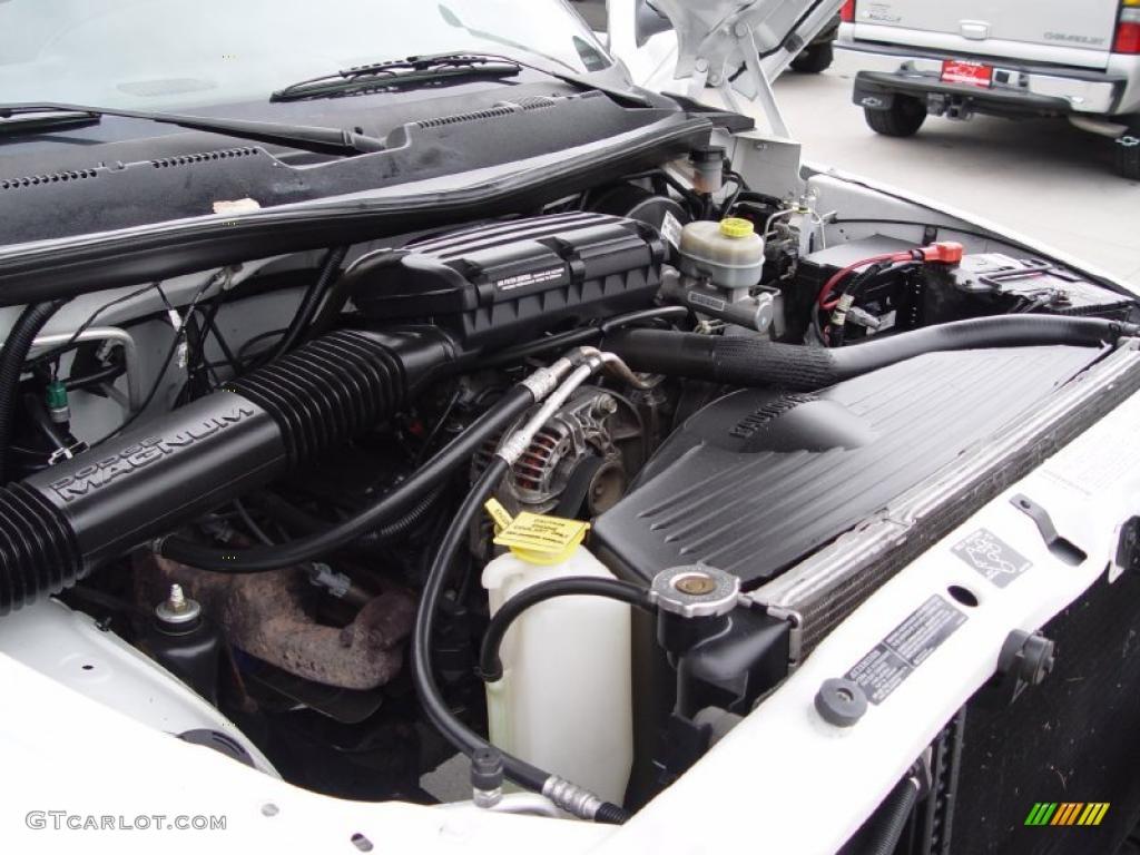 2001 dodge ram 1500 slt club cab 4x4 5 2 liter ohv 16 valve v8 engine photo 38613378. Black Bedroom Furniture Sets. Home Design Ideas