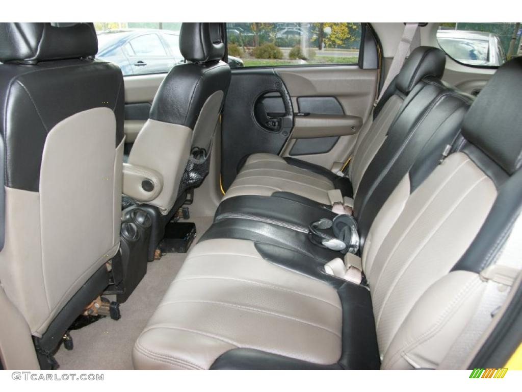 dark taupe interior 2003 pontiac aztek awd photo 38618454. Black Bedroom Furniture Sets. Home Design Ideas