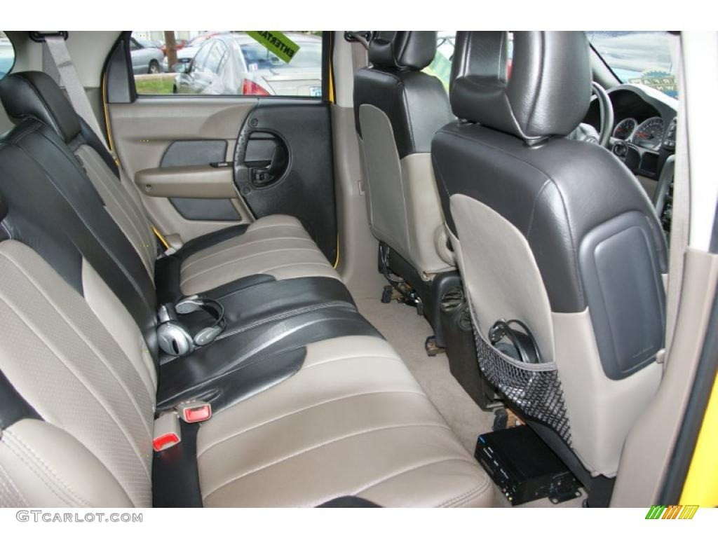 dark taupe interior 2003 pontiac aztek awd photo 38618478. Black Bedroom Furniture Sets. Home Design Ideas