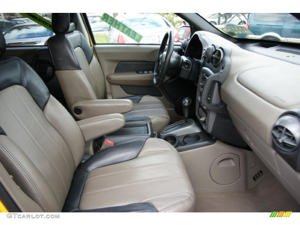 2003 pontiac aztek awd interior photo 38618594. Black Bedroom Furniture Sets. Home Design Ideas
