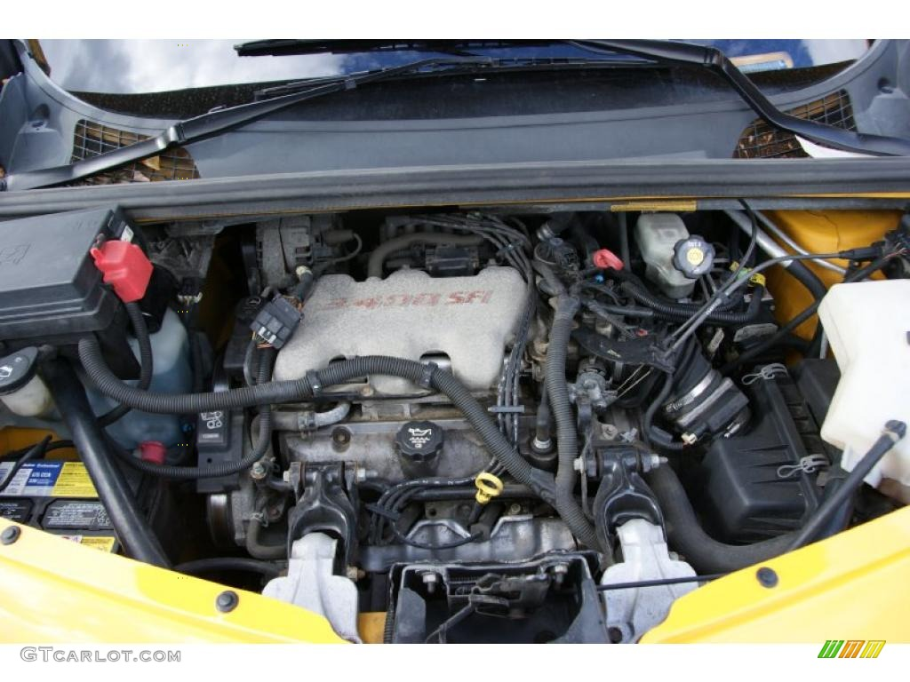 How To Remove A    2002       Pontiac       Aztek       Engine    And
