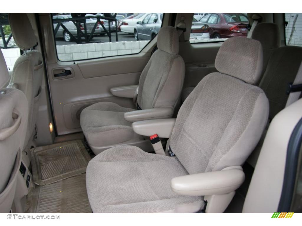 View 2001 Ford Windstar Interior