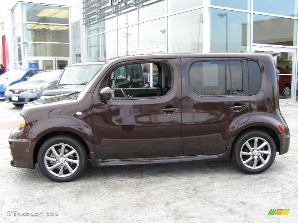 2010 bitter chocolate pearl nissan cube krom edition 38549718 2010 cube krom edition bitter chocolate pearl blackgray photo 4 vanachro Choice Image