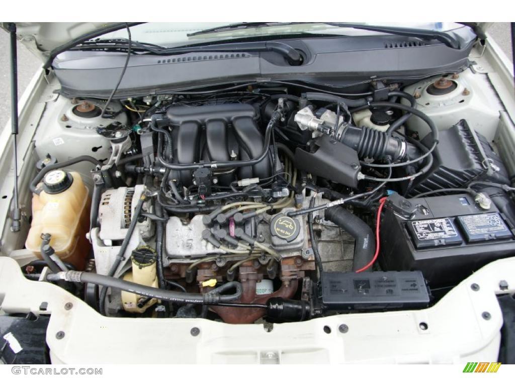 2006 ford taurus se 3 0 liter ohv 12 valve v6 engine photo 1999 Ford Taurus  Fuse Panel 1999 Ford Taurus Interior