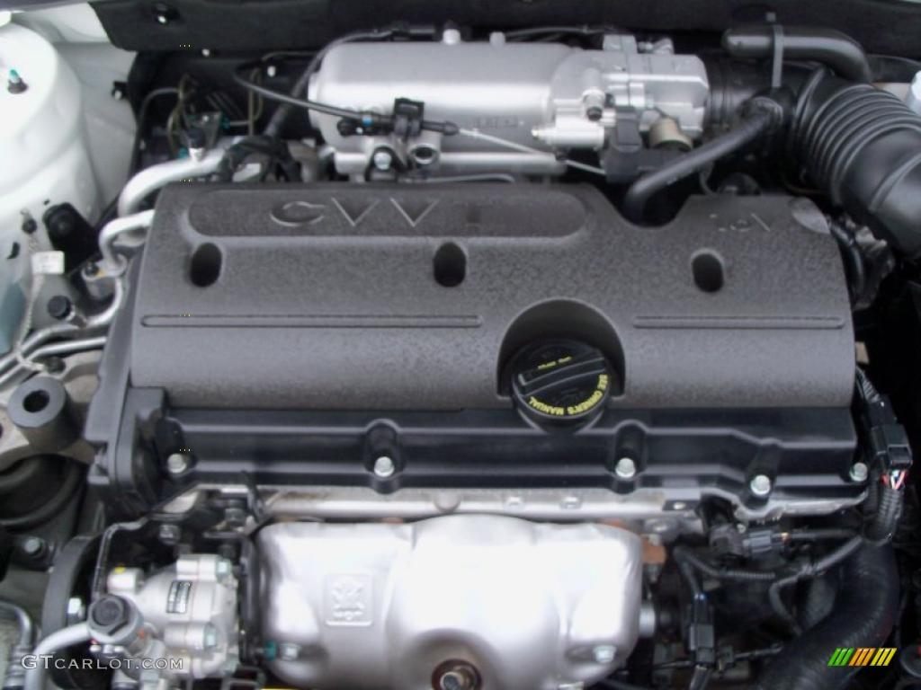 2010 Kia Rio Lx Sedan 1 6 Liter Dohc 16 Valve Cvvt 4 Cylinder Engine Photo 38628774