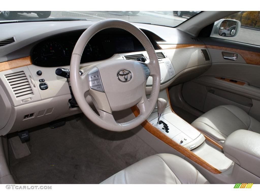 ivory interior 2005 toyota avalon xls photo 38629602. Black Bedroom Furniture Sets. Home Design Ideas
