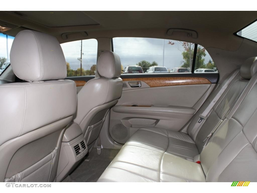 ivory interior 2005 toyota avalon xls photo 38629638. Black Bedroom Furniture Sets. Home Design Ideas