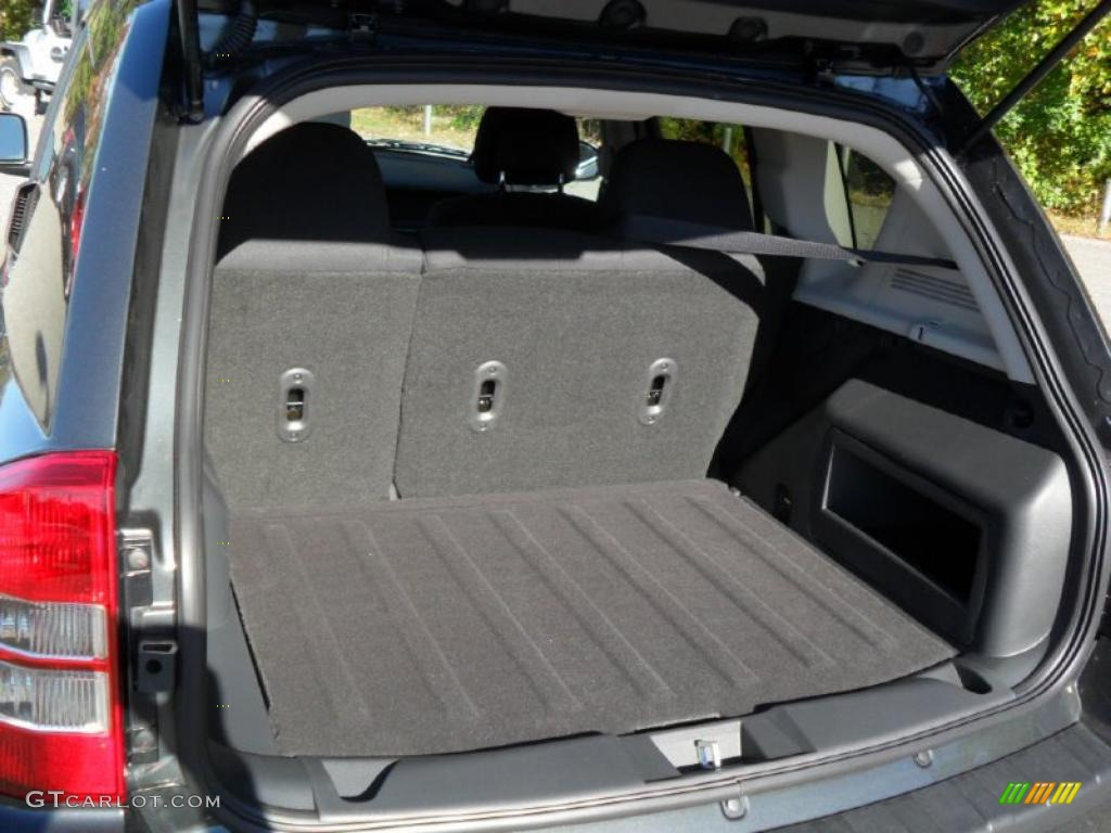 2010 jeep compass latitude trunk photos. Black Bedroom Furniture Sets. Home Design Ideas