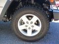 2011 Bright Silver Metallic Jeep Wrangler Rubicon 4x4  photo #23