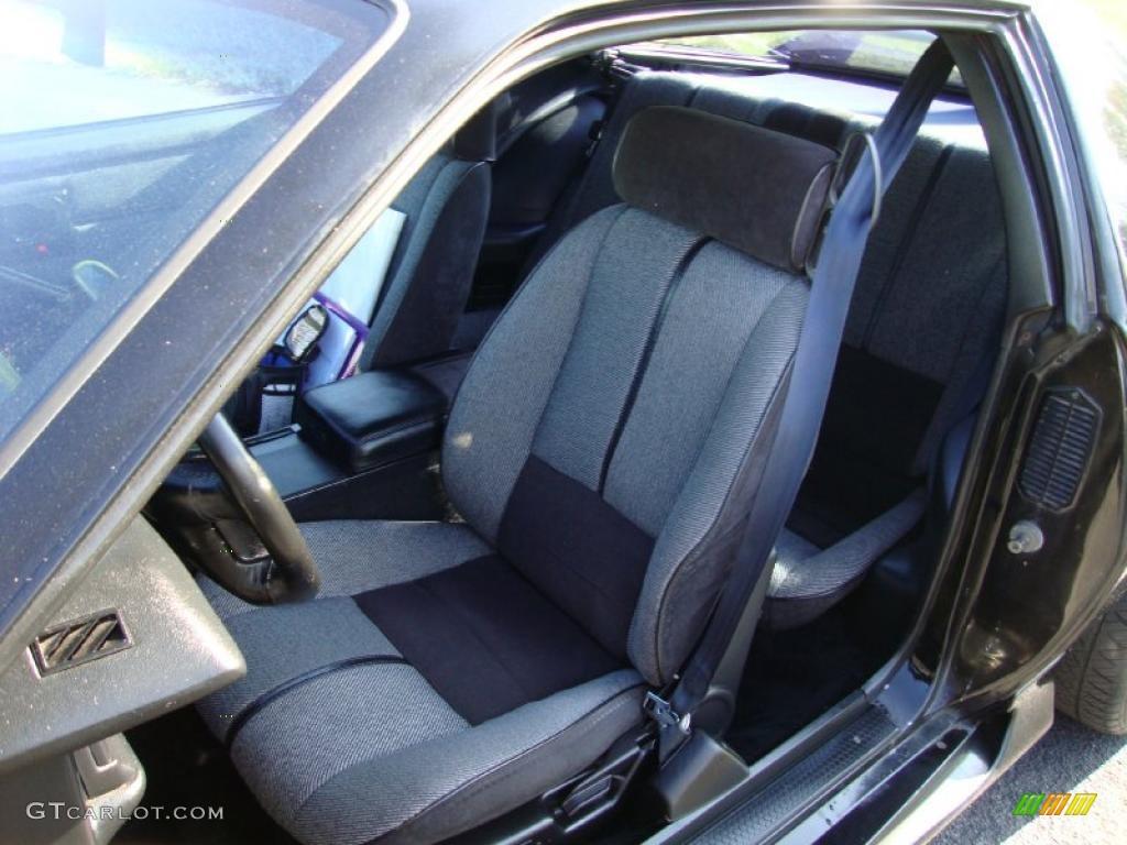 1991 Chevrolet Camaro Z28 interior Photo #38635022 | GTCarLot.com