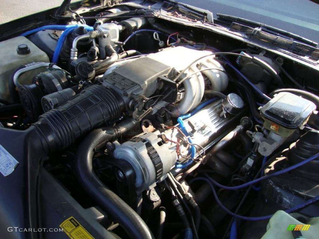 1991 Chevrolet Camaro Z28 5.7L V8 Engine Photo #38635182 ...