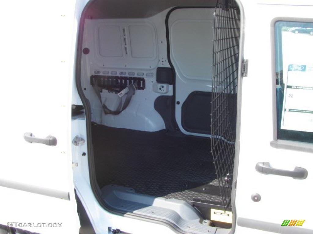 Dark Gray Interior 2010 Ford Transit Connect Xl Cargo Van Photo 38635870