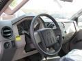 Medium Stone Interior Photo for 2010 Ford F350 Super Duty #38636390