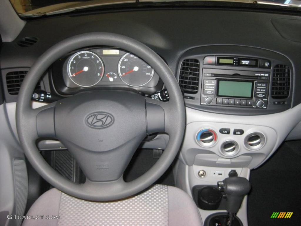 2011 Hyundai Accent GS 3 Door interior Photo #38637462 ...