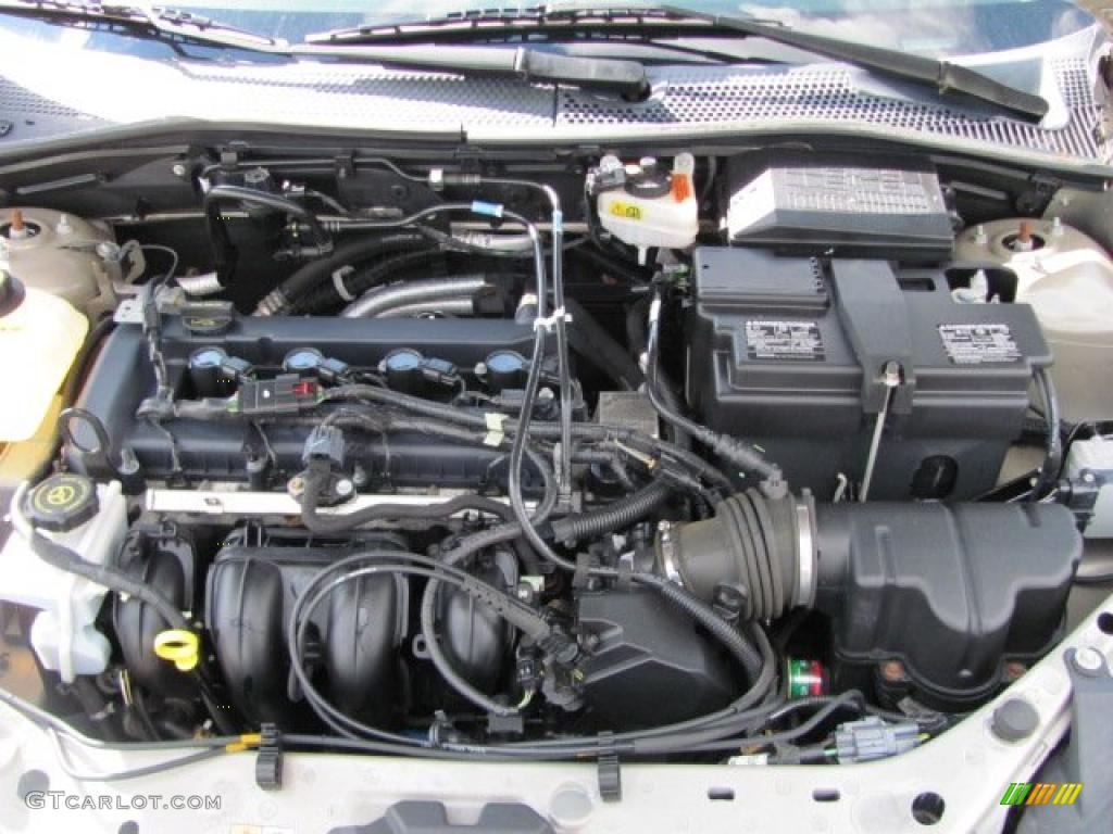2007 Ford Focus 2.0 (US) related infomation,specifications ...