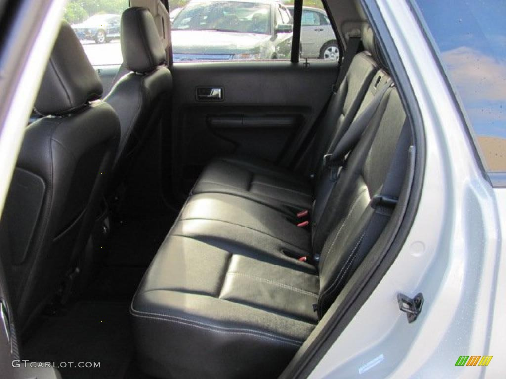 charcoal black interior 2007 ford edge sel plus awd photo. Black Bedroom Furniture Sets. Home Design Ideas