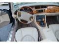 2003 Jaguar XK Cashmere Interior Prime Interior Photo