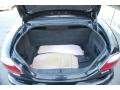 2003 Jaguar XK Cashmere Interior Trunk Photo