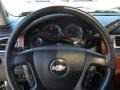 Ebony Steering Wheel Photo for 2008 Chevrolet Silverado 1500 #38644026