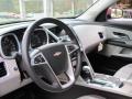 Jet Black/Light Titanium Steering Wheel Photo for 2010 Chevrolet Equinox #38648762