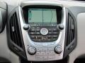 Jet Black/Light Titanium Controls Photo for 2010 Chevrolet Equinox #38648774