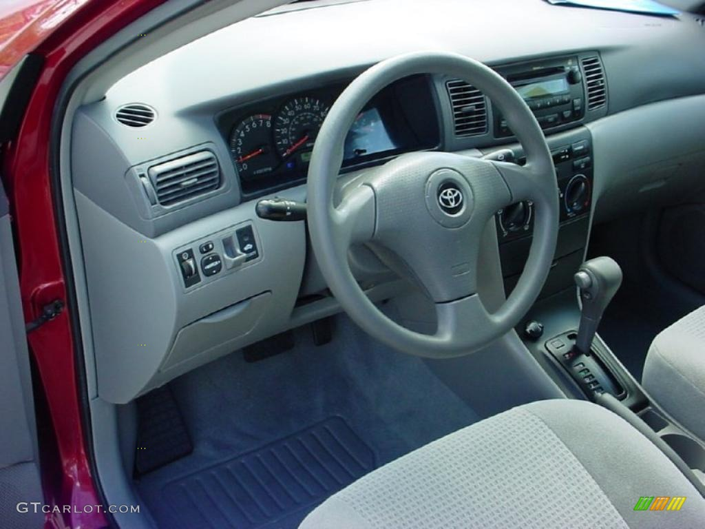 2007 toyota corolla le interior photo 38651026 for Interior toyota corolla