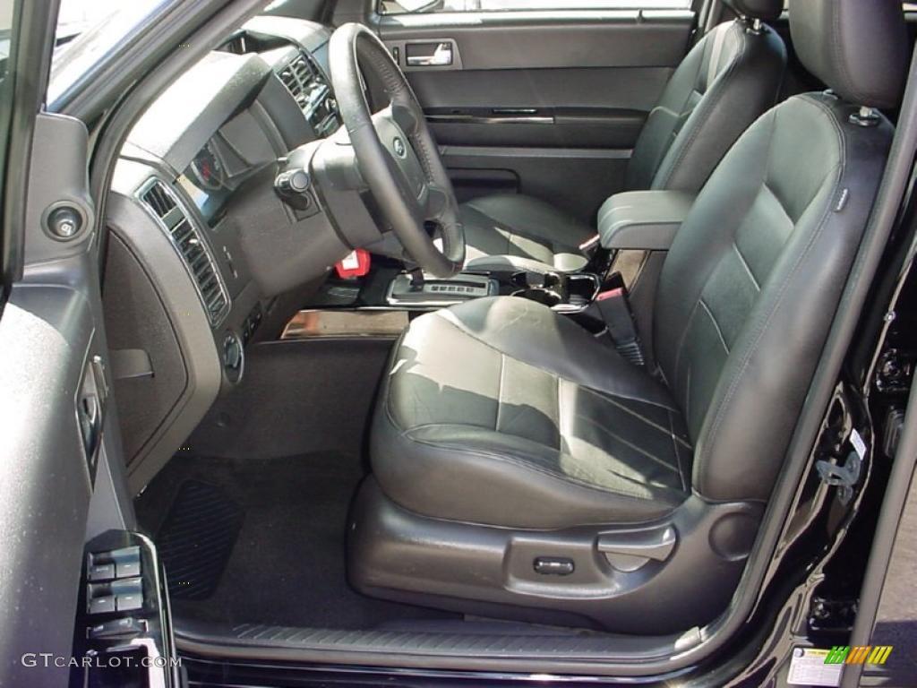 2008 Ford Escape Limited interior Photo #38651579 | GTCarLot.com