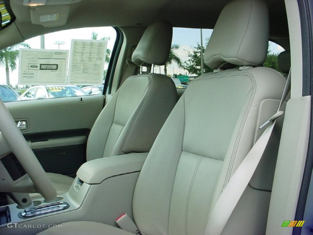camel interior 2007 ford edge sel plus photo 38653106. Black Bedroom Furniture Sets. Home Design Ideas
