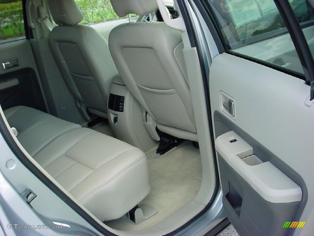 camel interior 2007 ford edge sel plus photo 38653174. Black Bedroom Furniture Sets. Home Design Ideas