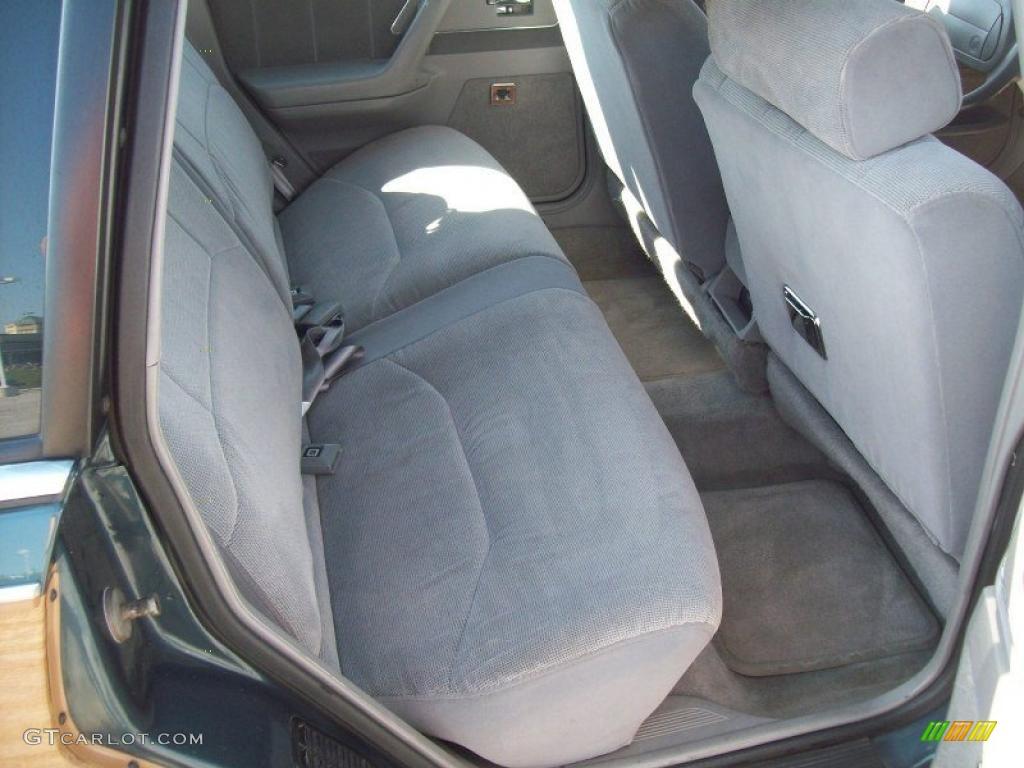 1995 Buick Century Special Wagon Interior Photos