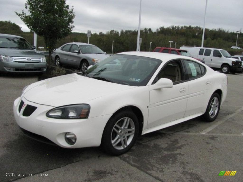 ivory white 2007 pontiac grand prix gt sedan exterior photo 38655418. Black Bedroom Furniture Sets. Home Design Ideas