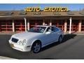 Glacier White - CLK 430 Coupe Photo No. 1