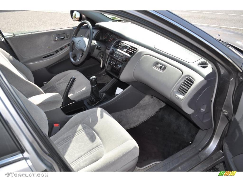 Quartz Interior 2000 Honda Accord EX Sedan Photo #38659346 ...