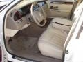2003 Town Car Medium Dark Parchment/Light Parchment Interior
