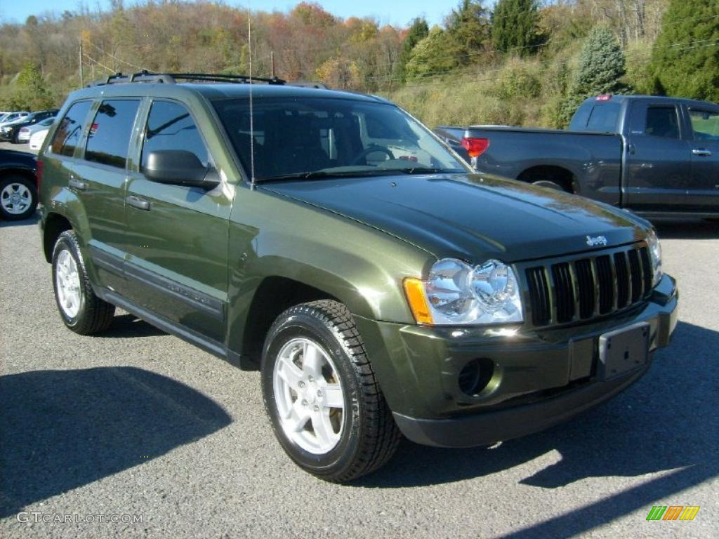2006 jeep grand cherokee laredo 4x4 jeep green metallic color. Cars Review. Best American Auto & Cars Review