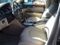 Cashmere/Cocoa Interior Photo for 2011 Buick Enclave #38661562