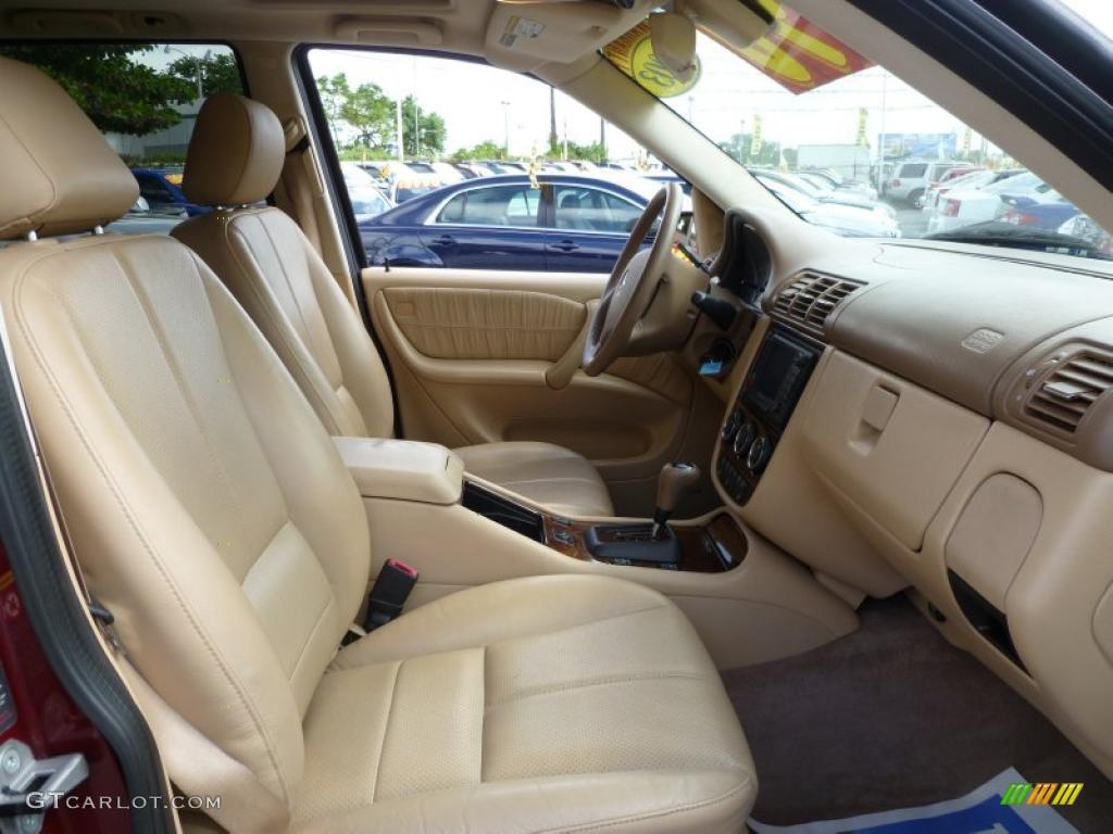 Mercedes 2015 ml 350 interior autos post for 2003 mercedes benz ml350 4matic