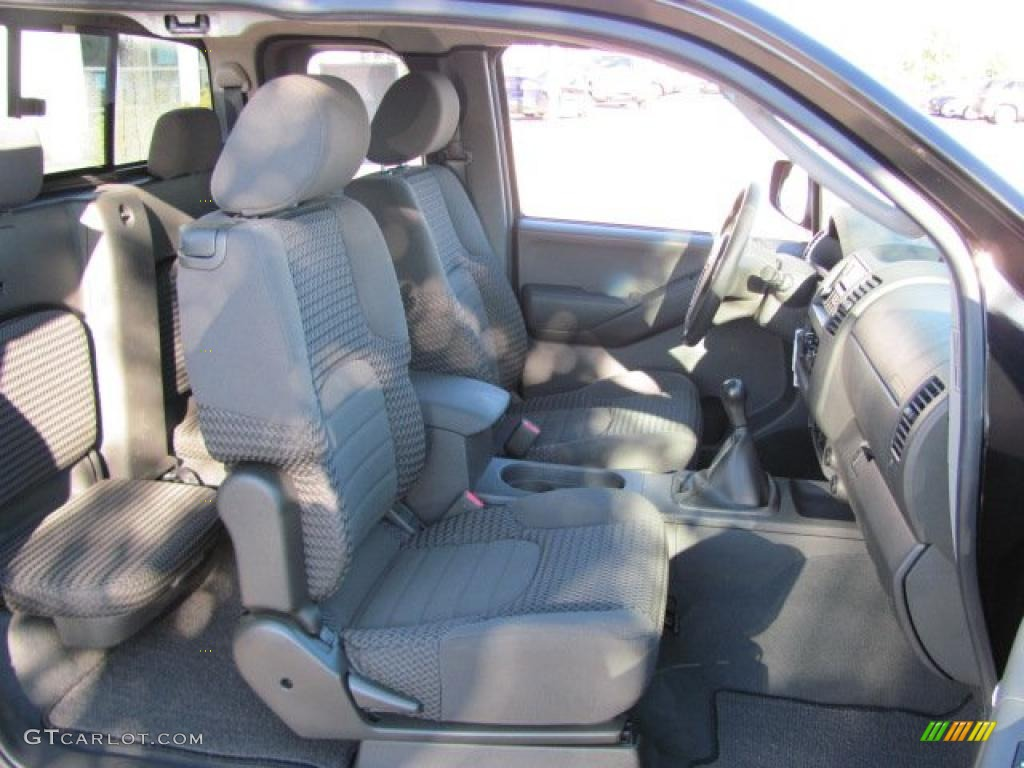 2007 nissan frontier se king cab 4x4 interior photo. Black Bedroom Furniture Sets. Home Design Ideas