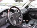 Dark Slate Gray Prime Interior Photo for 2008 Chrysler 300 #38665314
