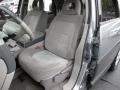 2003 Rendezvous CX Gray Interior
