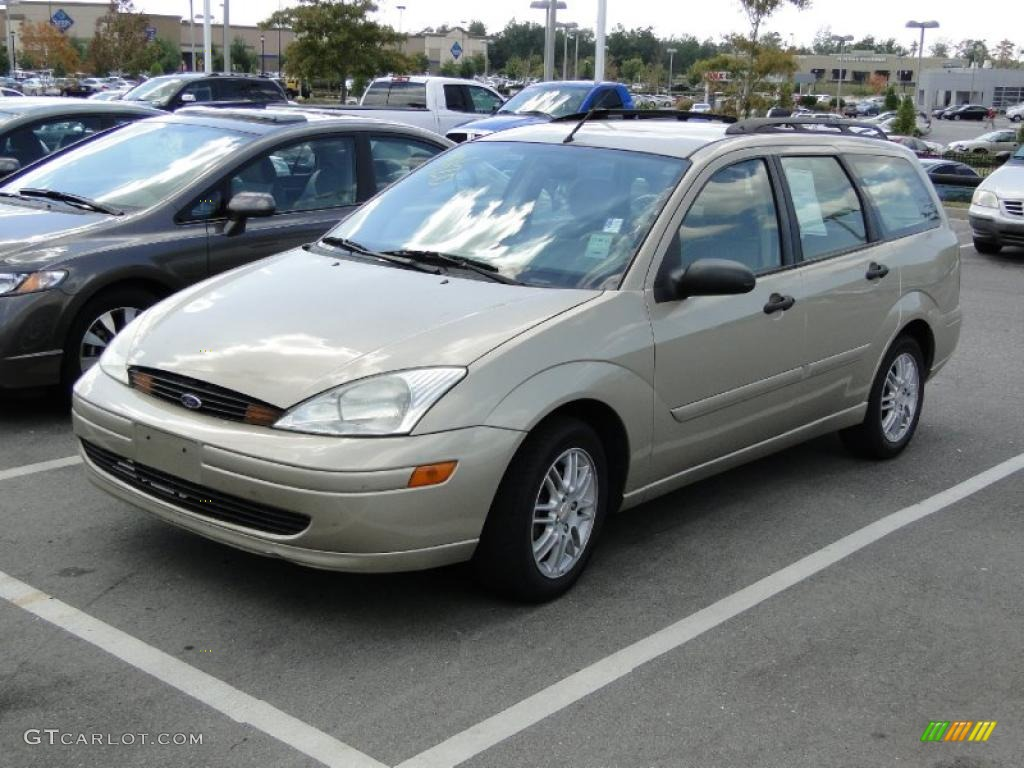 2002 fort knox gold ford focus se wagon 38674513 car color galleries. Black Bedroom Furniture Sets. Home Design Ideas