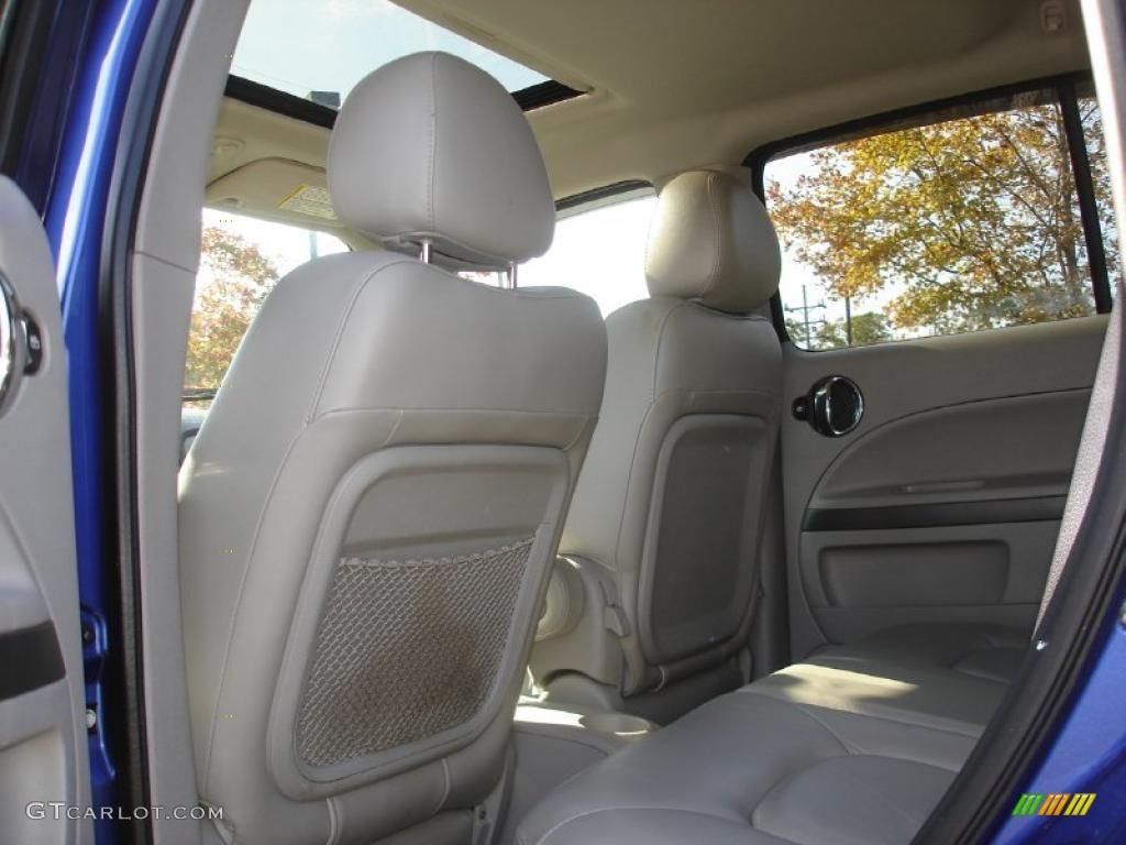 Cashmere Beige Interior 2006 Chevrolet Hhr Lt Photo 38676490