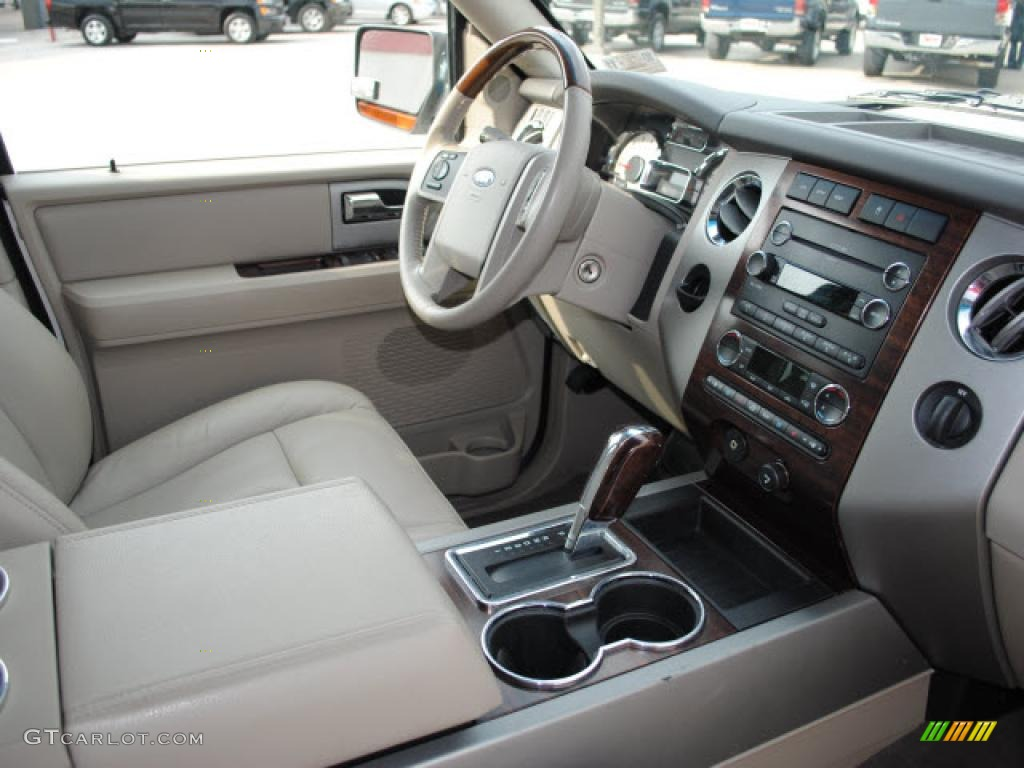 2008 Ford Expedition Limited Interior Photo 38677190