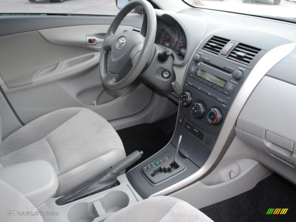 2009 Toyota Corolla Interior Photo 38678054