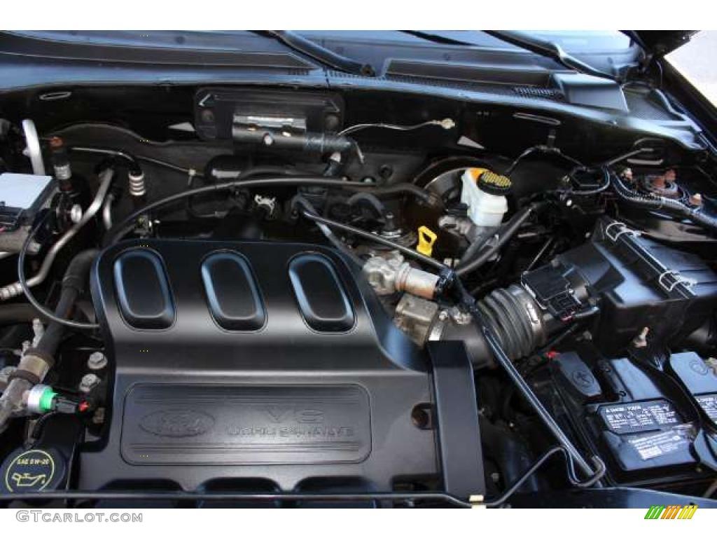2004 Ford Escape Limited 4WD 3.0L DOHC 24 Valve V6 Engine ...