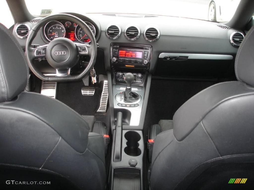 2008 audi tt 2.0t coupe black dashboard photo #38709639 | gtcarlot