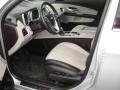 Jet Black/Light Titanium Interior Photo for 2010 Chevrolet Equinox #38711059